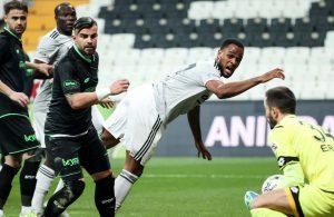 Beşiktaş – Konyaspor: 1-0
