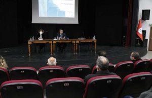 Batur, Beştepeler kentsel dönüşümünü bölge muhtarlarına anlattı