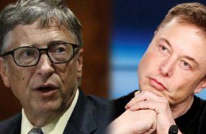 Bill Gates'ten Elon Musk'a 'Mars' sitemi: Önce Dünya'ya bak
