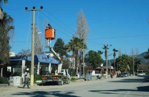 Bitez'de üst yapı çalışmaları başladı
