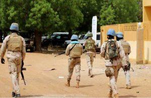 Mali'de BM binasına saldırı: 20 yaralı