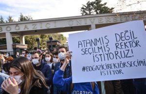 Boğaziçi direnişi büyüyor: Samsun'da 19, Çanakkale'de 9 kişi gözaltına alındı