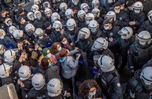 Emniyet, Boğaziçi protestosuna katılanların ailelerini yine aradı