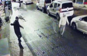 Beyoğlu'nda bir işyerine silahlı saldırı