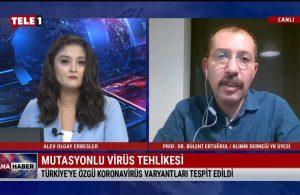 Türkiye'de mutasyonlu virüsün seyri nasıl ilerliyor? – TELE1 HAFTA SONU ANA HABER