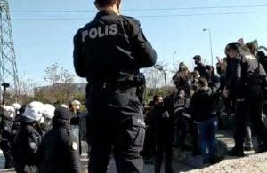 Bursa'da 'Boğaziçi' protestosuna polis müdahalesi: 17 öğrenci gözaltına alındı