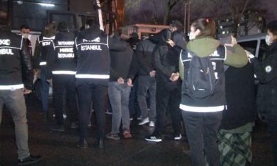 'Daltonlar' çetesine operasyon: 44 kişi tutuklandı