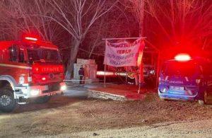 Denizli'de yangın faciası: 3 ölü