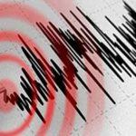Yunanistan'da 5,9 büyüklüğünde deprem