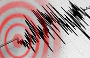 Kuşadası açıklarında deprem