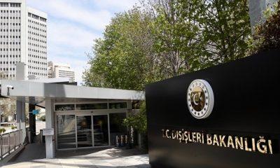 Dışişleri Bakanlığı'ndan 'Boğaziçi' açıklaması