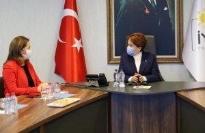 DİSK Genel Başkanı Çerkezoğlu, Akşener'i ziyaret etti