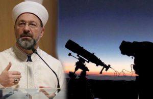 AKP'nin uzay programı böyle başladı… Ramazan ayını bulacaklar