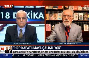 Emre Kongar: Eğer CHP bunu yapmazsa kendisi de intihar etmiş olur