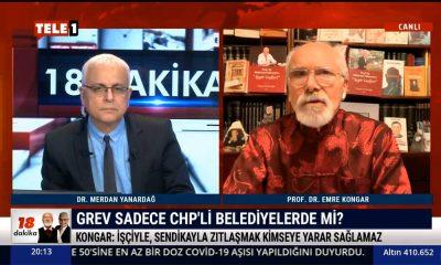 Emre Kongar: Ekrem İmamoğlu ve Kemal Kılıçdaroğlu bu sorulara cevap vermelidir