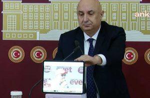 """Engin Özkoç """"yayınlayacağım"""" dediği Erdoğan'ın görüntülerini gösterdi"""