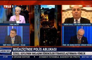 CHP'li Engin Özkoç: Asıl provokatör Süleyman Soylu'nun kendisidir