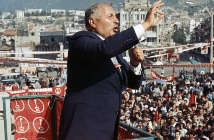 Erbakan ölümünün 10'uncu yılında anılıyor: Kılıçdaroğlu da törene katılacak