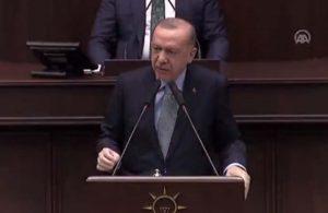Erdoğan da 128 milyarı yarım ağızla yanıtladı