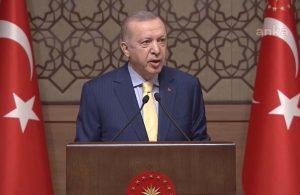 Erdoğan: Onlar da bu ülkenin üniversitesi olduklarını anlayacaklar