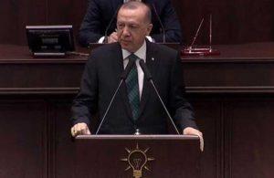 Erdoğan'dan tüm partilere çağrı