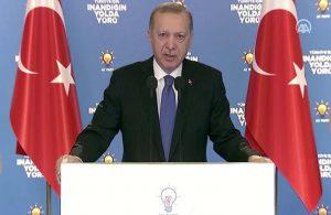 Erdoğan: Ailemize yönelik çok büyük operasyonlar çekiliyor