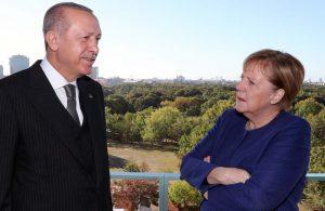Erdoğan: Merkel'e 8 milyon 400 bin üniversite gençliğimiz var deyince üff dedi