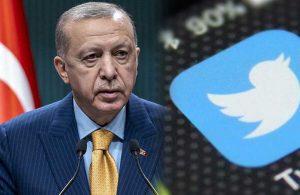 Twitter'dan Erdoğan'ın hesabına etiket!