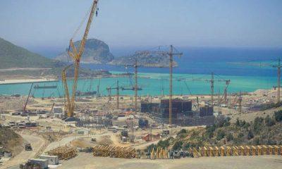 Erdoğan ve Putin, Akkuyu'daki 3. reaktörün temelini uzaktan atacak