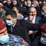 Ermenistan'daki darbe girişiminde flaş gelişme!