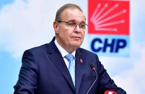 CHP'den 'darbe' imasına tepki: Buradan kimse mağdura yatmasın