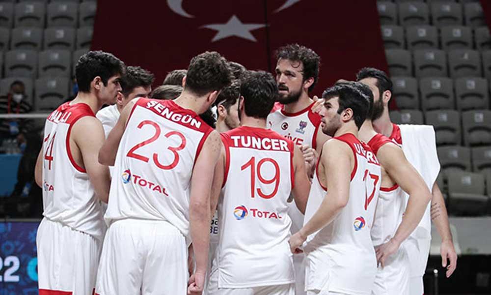 Basketbol A Milli Erkek Takımı, FIBA 2022 Avrupa Şampiyonası'nda