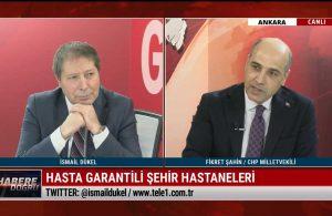 CHP'li Fikret Şahin: Kamu-özel iş birliği projeleri hortum düzenidir – HABERE DOĞRU