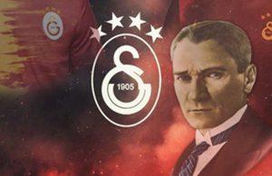 Galatasaray, Atatürk'ün ismini Mars'a yazdırdı