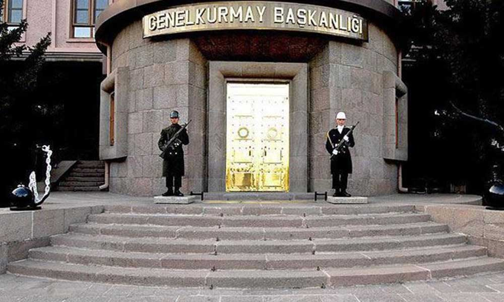 Genelkurmay Başkanı'nın yetkilerinin daraltılmasına tepki