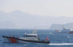 Gökçeada açıklarında tekne battı: 2 kişi kurtarıldı, 3 kişi kayıp