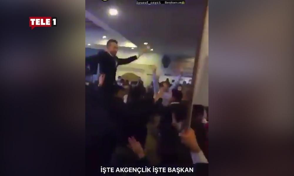 Bu kadarına pes: Sazlı sözlü AKP kongresine tepki yağdı!