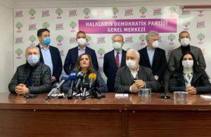 Soylu'nun 'Gara'ya gitti' dediği HDP'li Taşdemir'den yeni açıklama