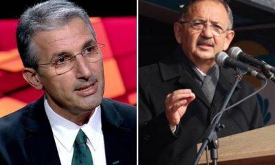 AKP'li Mehmet Özhaseki ve Nedim Şener hakkında suç duyurusu