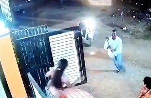 Kadına yönelik şiddet her yerde aynı: Serbest bırakıldığı gün genç kadına baltayla saldırdı