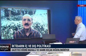 Biden'in öncelik listesinde Türkiye yok – FORUM HAFTA SONU