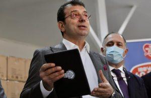 Erdoğan İmamoğlu'nun tabletlerini hedef aldı