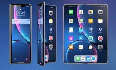 Apple katlanabilir iPhone konusunda şaka yapmıyor