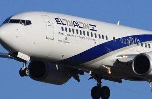 İsrail yolcu uçağı, 10 yıl sonra ilk defa Türkiye'ye iniş yaptı