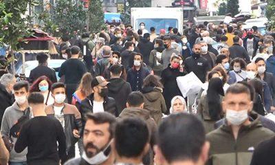 İstanbul'da kritik koronavirüs artışı