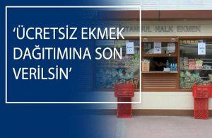 İstanbul Ekmek Üreticileri Derneği, İstanbul Halk Ekmek'i şikayet etti: 'Kaldırılsın'