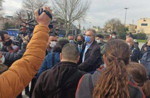 Akademisyenler, polisin 'Boğaziçi' engelini böyle aştı