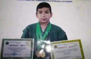 14 yaşındaki judocuya cumhurbaşkanı akrabasına yenilmesi söylendi, reddedince öldürüldü!