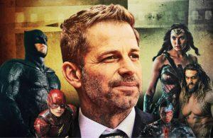 Jack Snyder Justice League yeni bir fragmanla geldi