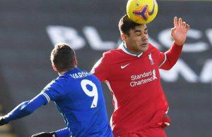 Ozan Kabak'ın ilk maçında Liverpool, Leicester City'e boyun eğdi